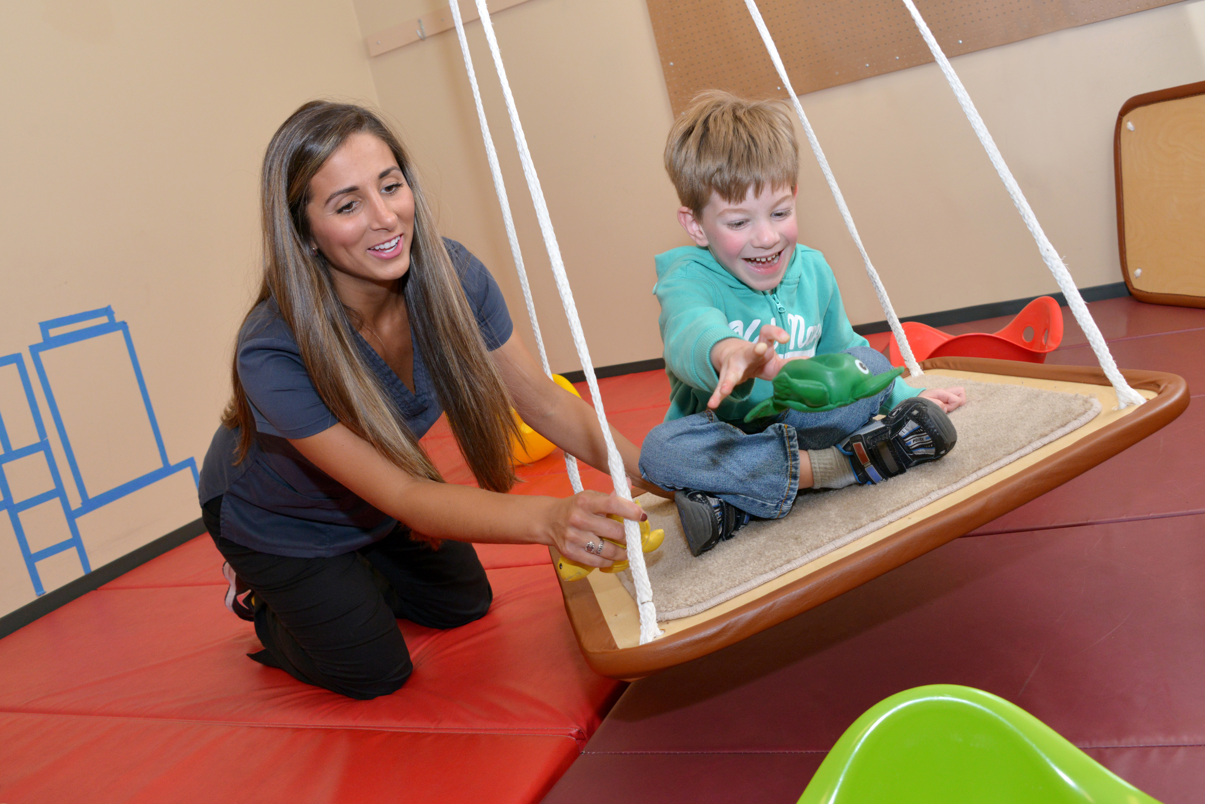 Pediatric Therapy St Lukes Physical Therapy